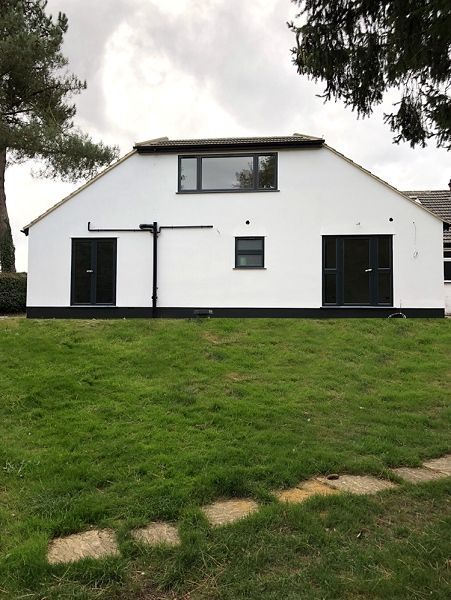 double house extensions in Hemel Hempstead