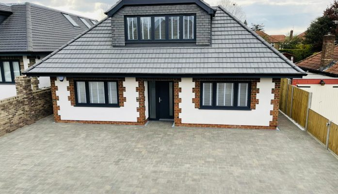 New Build House Chiswell Green