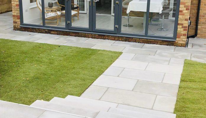 Extension & Garden