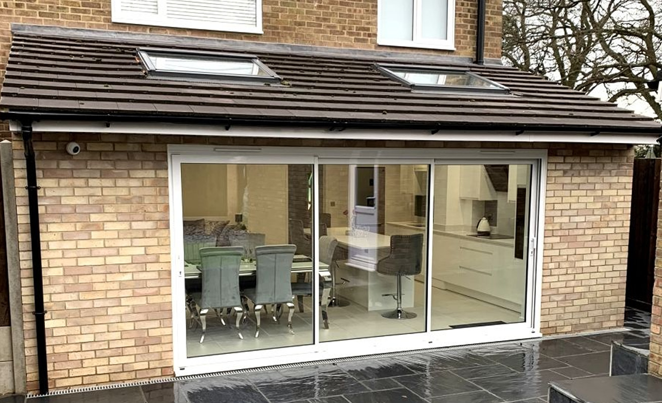 extensions from JW Building Services