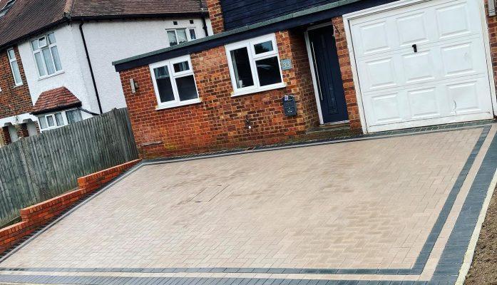 New Driveway in Hemel Hempstead