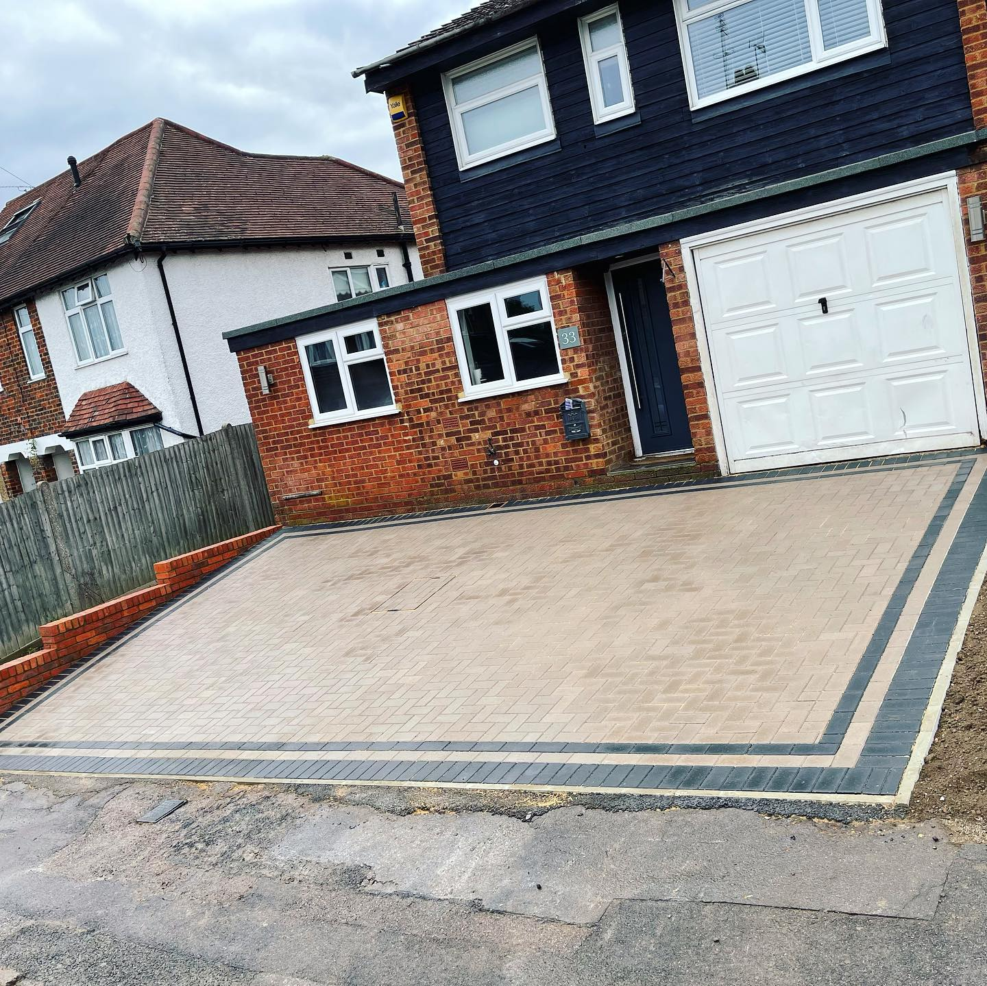 Imp[rove your home with a new patio in Hemel Hempstead